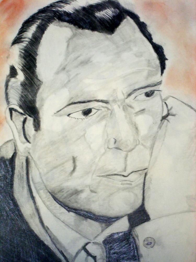 Eddie Constantine by Jean-61
